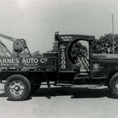 A History of Tow Trucks
