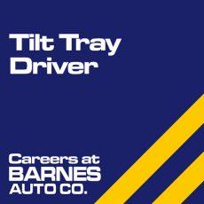 Tilt Tray Driver - Northside Brisbane