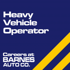Heavy Vehicle Operator - Towing Industry